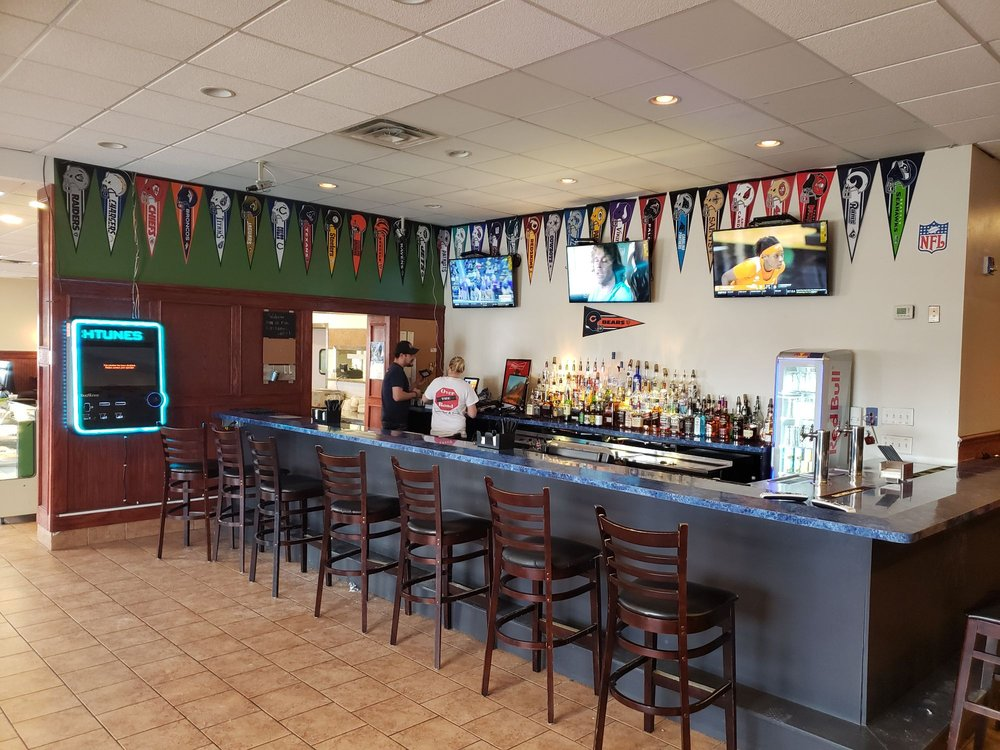 Over The Road Sports Grill and Bar: 24001 Lorenzo Rd, Wilmington, IL