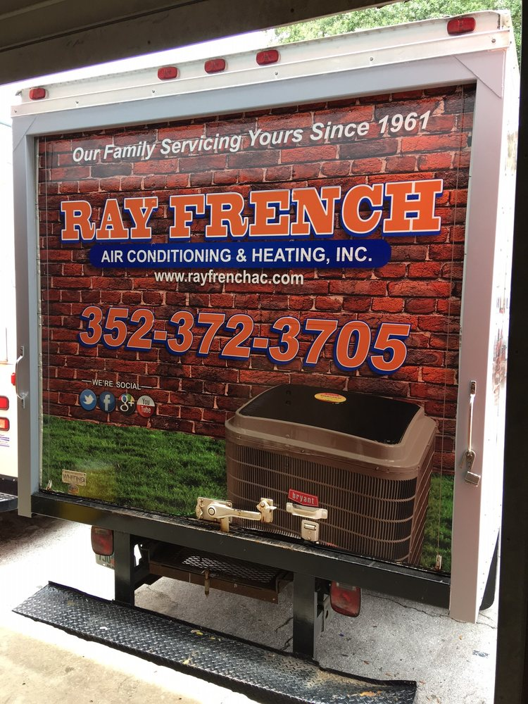Ray French Air Conditioning Amp Heating Heating Amp Air