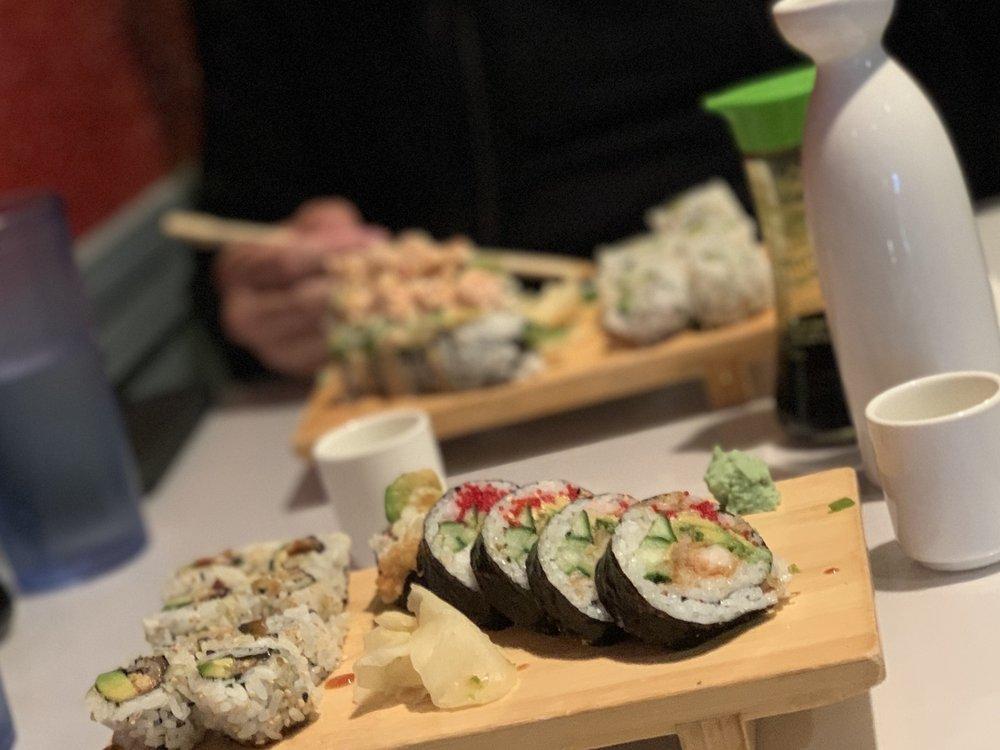 2nd Street Sushi: 322 S 2nd St, Hamilton, MT