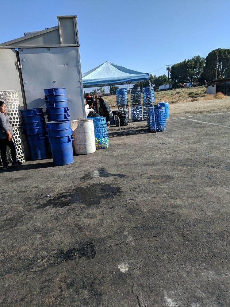 Cedar Recycling Center: 10896 Cedar Ave, Bloomington, CA