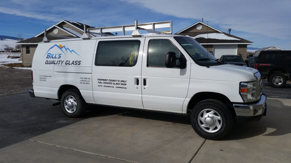 Bills Quality Auto Glass: 471 S Federal Blvd, Riverton, WY