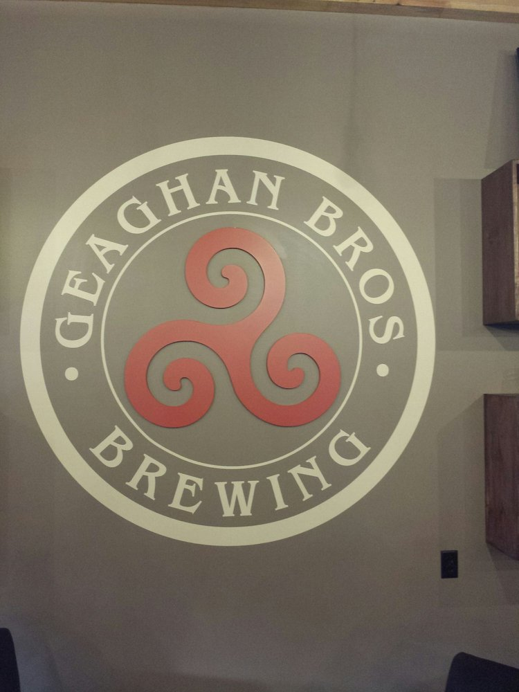 Geaghan's Brothers Brewing Tap Room: 34 Abbott St, Brewer, ME