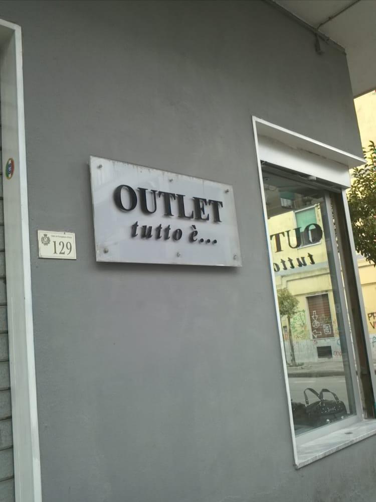 Outlet Tutto è