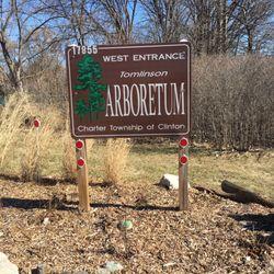 Clinton Township Tomlinson Arboretum Botanical Gardens 17855 18 Mile Rd Charter Township Of