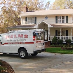 Photo Of Helms Heating Air Conditioning Indian Trail Nc United States