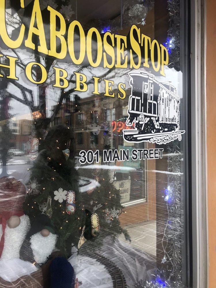 Caboose Stop Hobbies: 301 Main St, Cedar Falls, IA