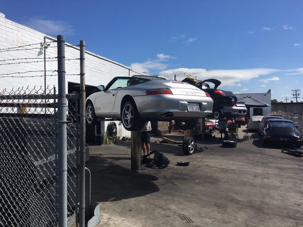 Performance Independent Porsche Repair of San Diego: 6035 Fairmount Ave, San Diego, CA
