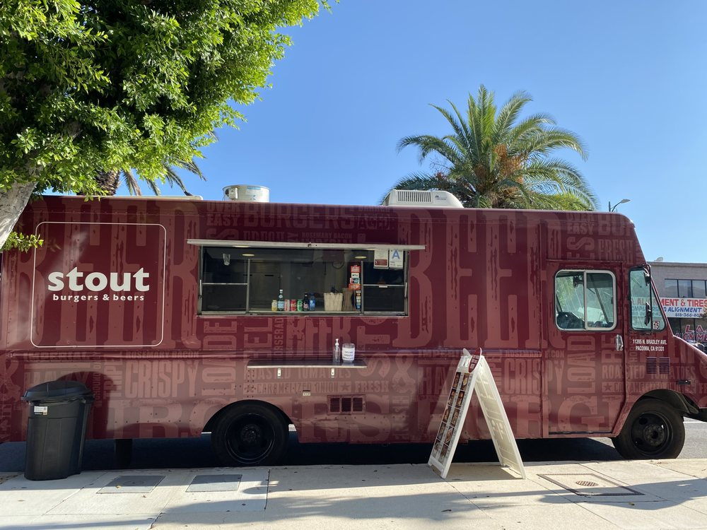 Stout Food Truck
