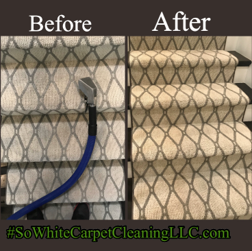 SO White Carpet Cleaning