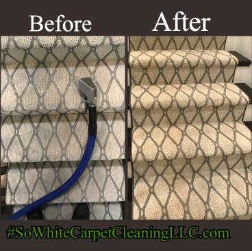 SO WHITE CARPET CLEANING LLC