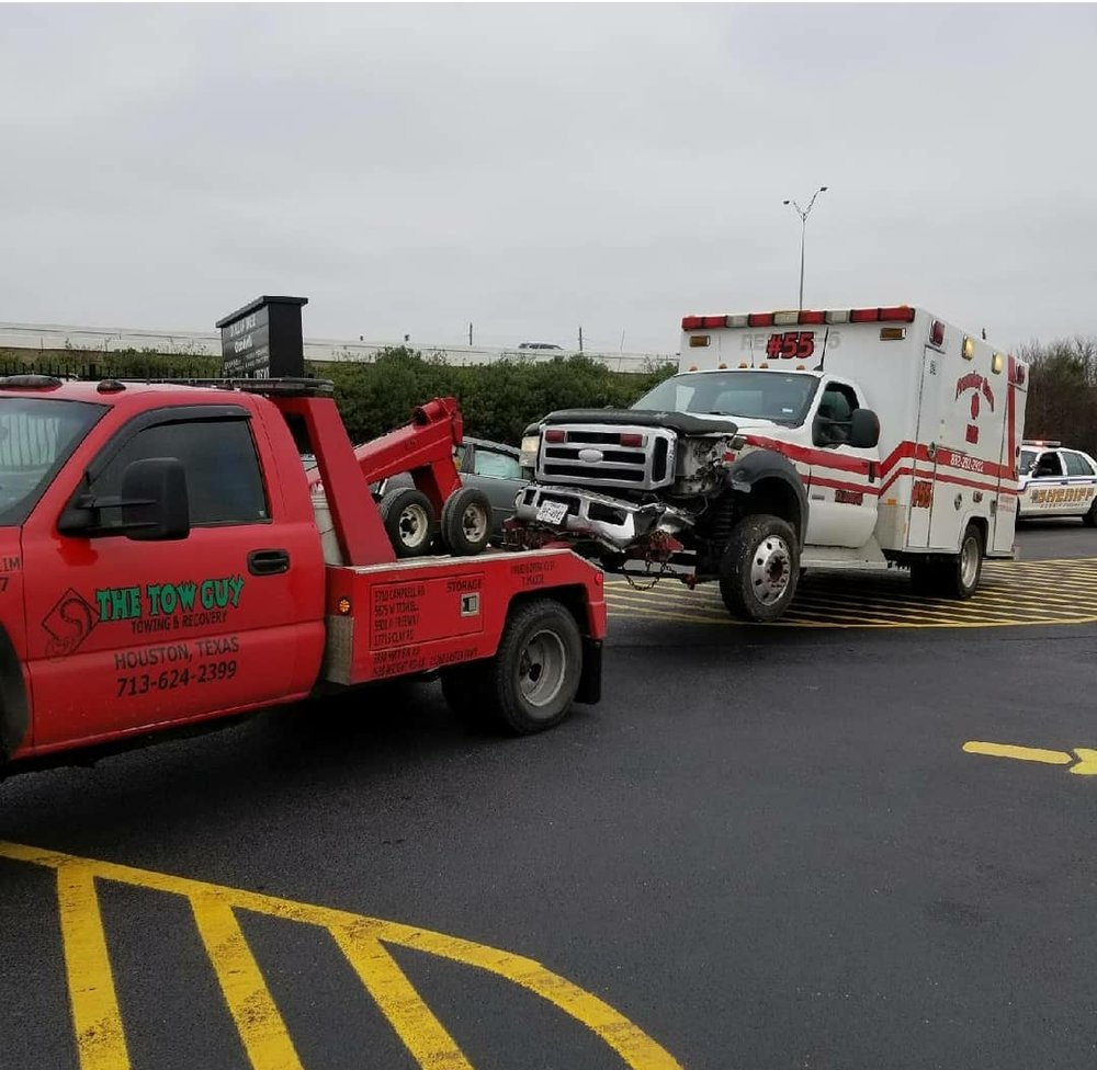 Towing business in Jersey Village, TX