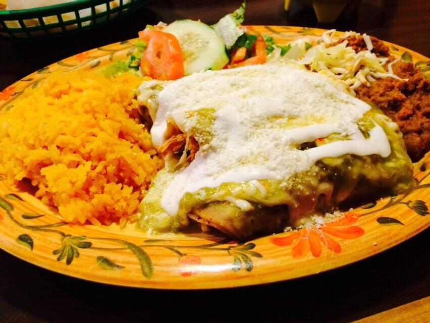 Mexican Restaurants Near Round Lake Il