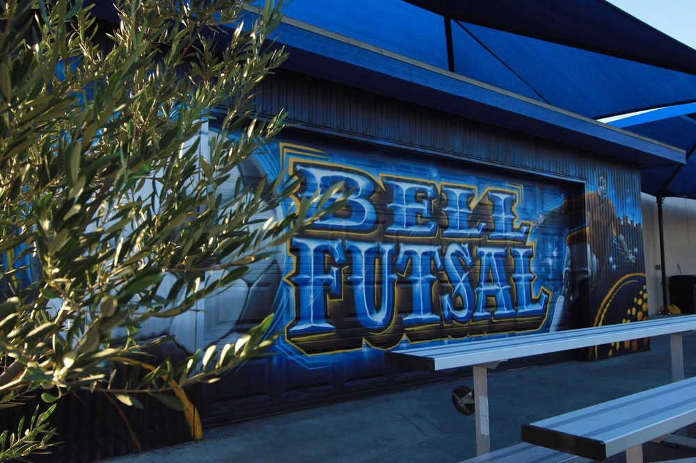 Bell Futsal Park: 4357 Gage Ave, Bell, CA