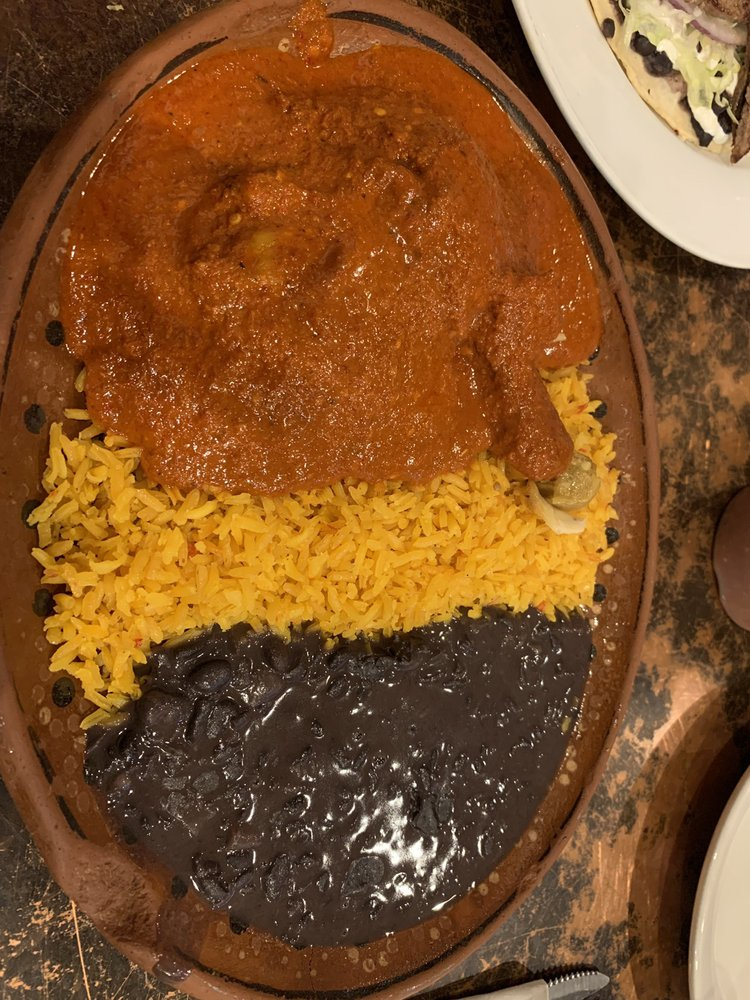 Food from La Morada