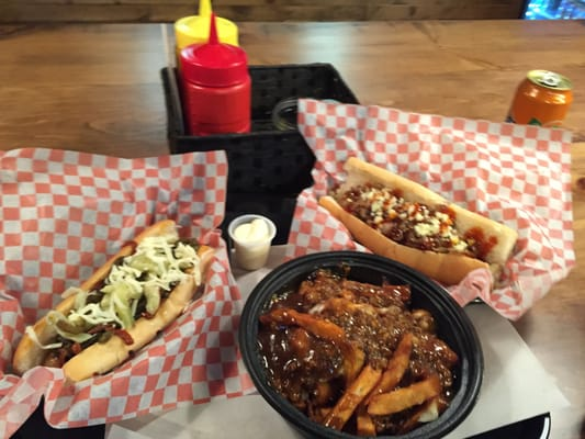 Cabane Hot Dogs
