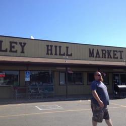 Greeley hill california