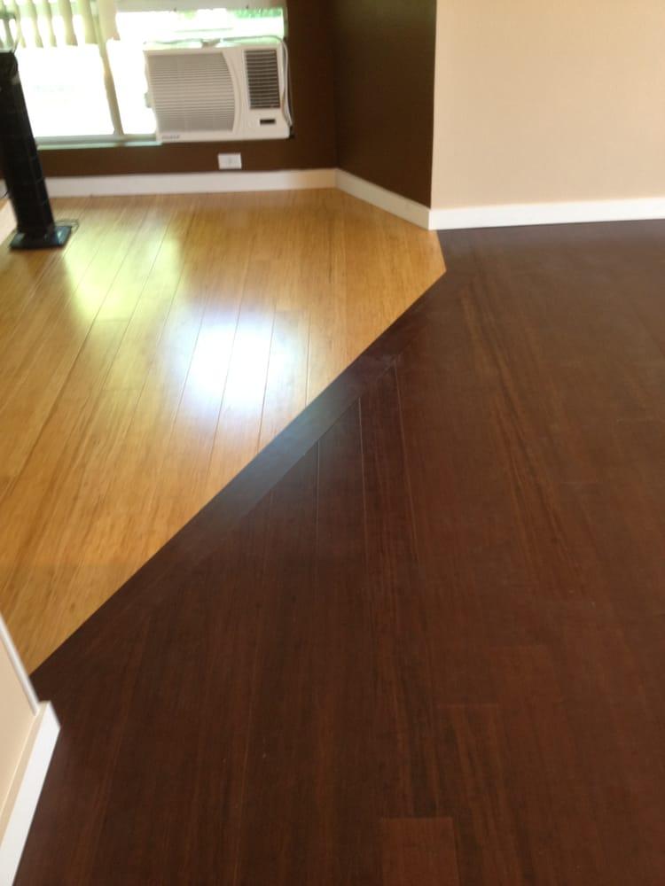 Two Toned Wood Floors Yelp