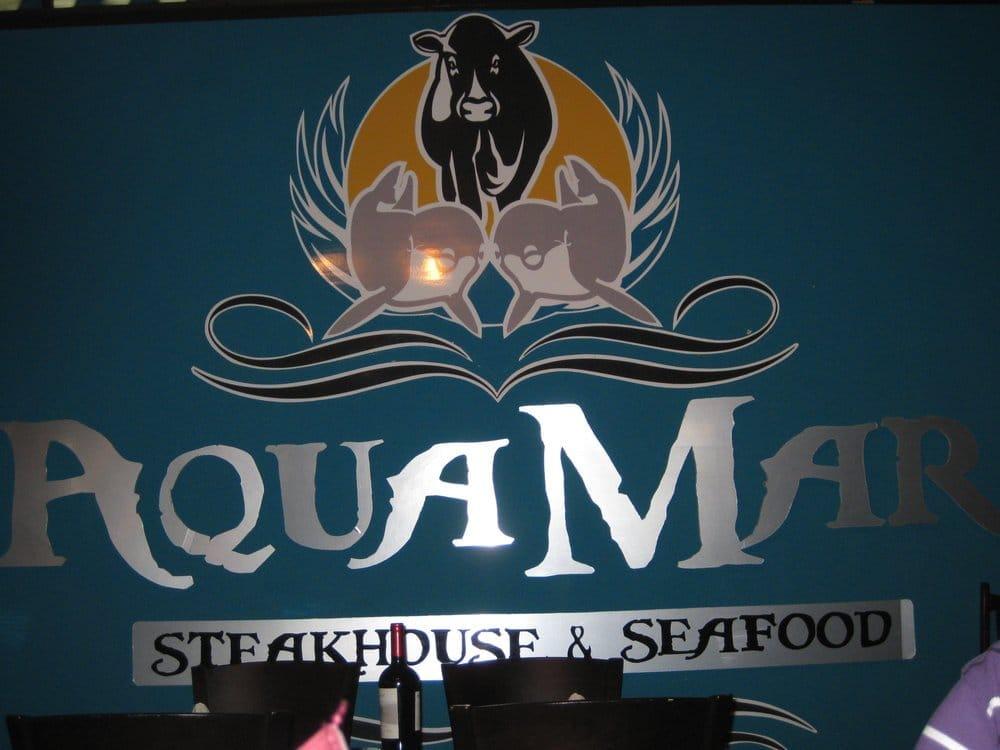 Aquamar Steakhouse & Seafood: Carr 901 Km. 1.7 Bo. Emajaguas, Maunabo, PR
