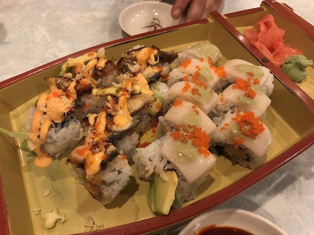 Sushi Kame: 39 E Green St, Champaign, IL