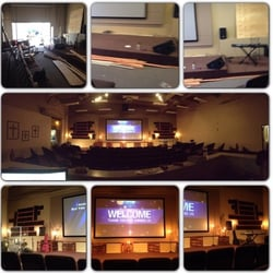 Photo of Cornerstone Church - National City, CA, United States. Our new stage