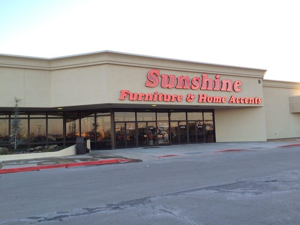 Sunshine Furniture Furniture Stores 7178 S Memorial Dr Tulsa Ok United States Phone