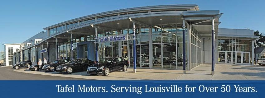 Tafel motors mercedes benz serving louisville for over 50 for Mercedes benz dealership louisville ky
