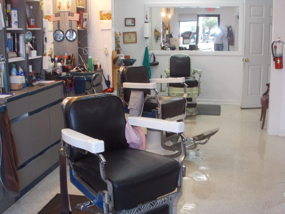 Old Fashioned Barber Shop: 2243 Leaphart Rd, West Columbia, SC