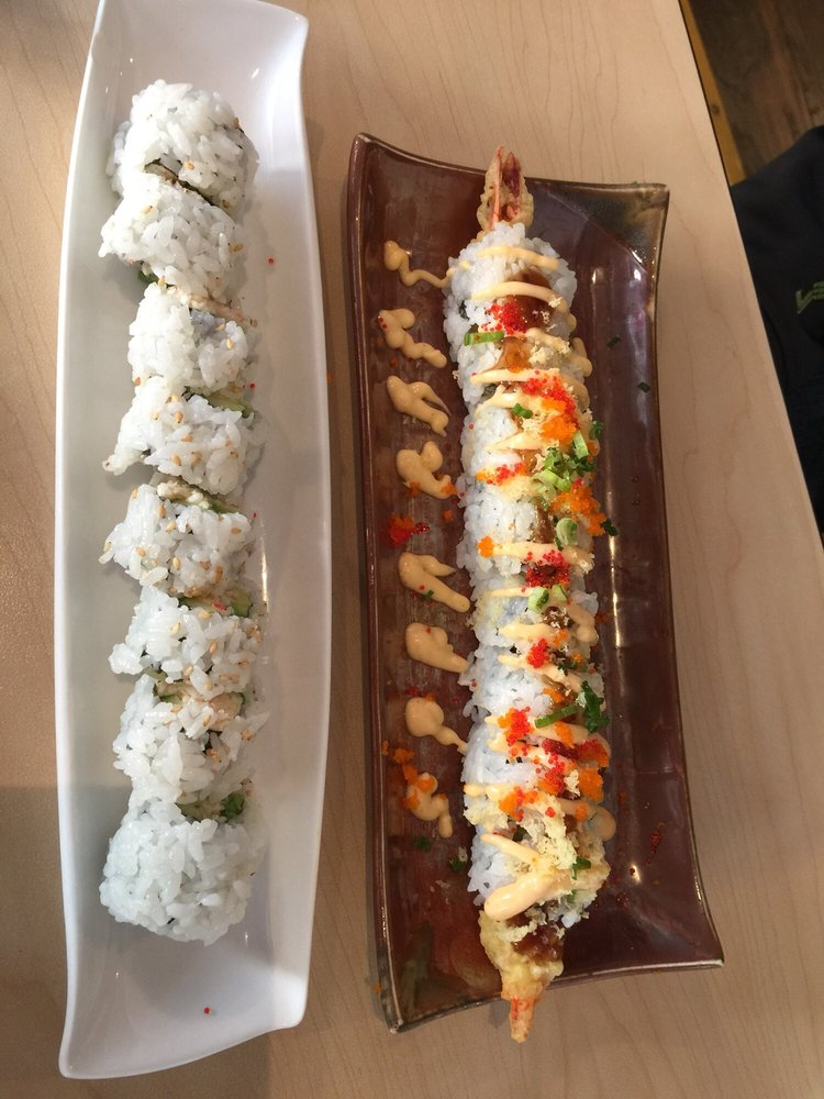 Tiga Sushi Bar & Asian Bistro: 260 Liberty St SE, Salem, OR