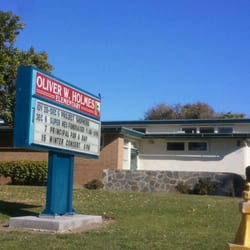 Holmes Oliver Wendell Elementary School - Elementary Schools
