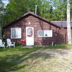 Photo Of Mile Creek Cabins Paradise Mi United States 2 Cabin