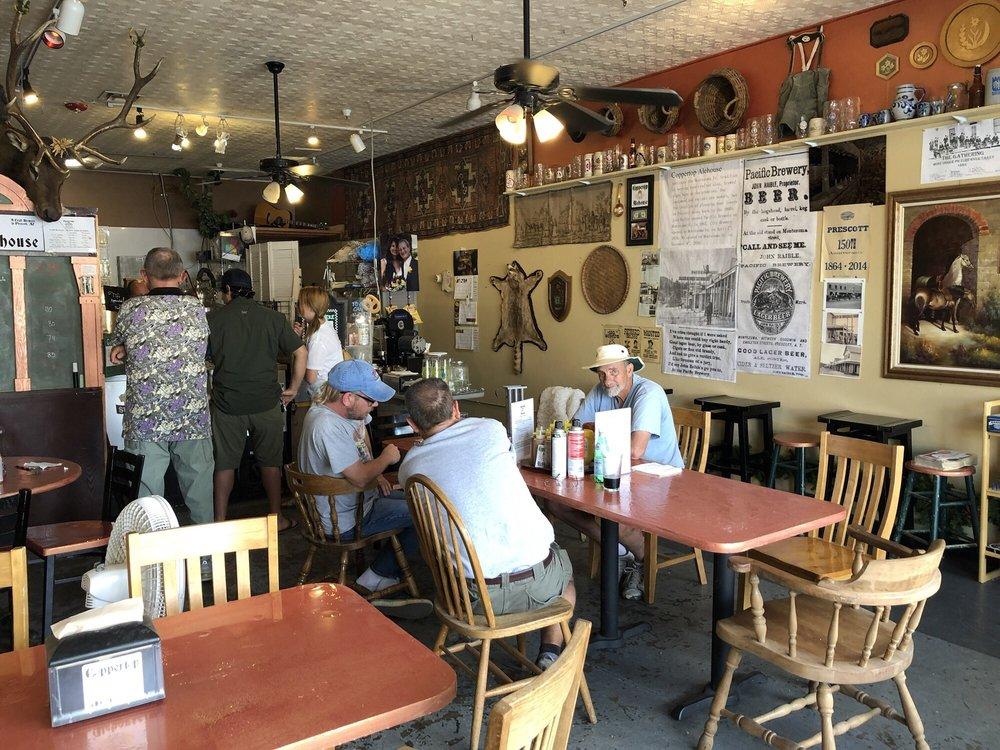 Coppertop Alehouse: 220 S Montezuma St, Prescott, AZ