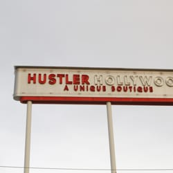 Hustler clothing store in tacoma