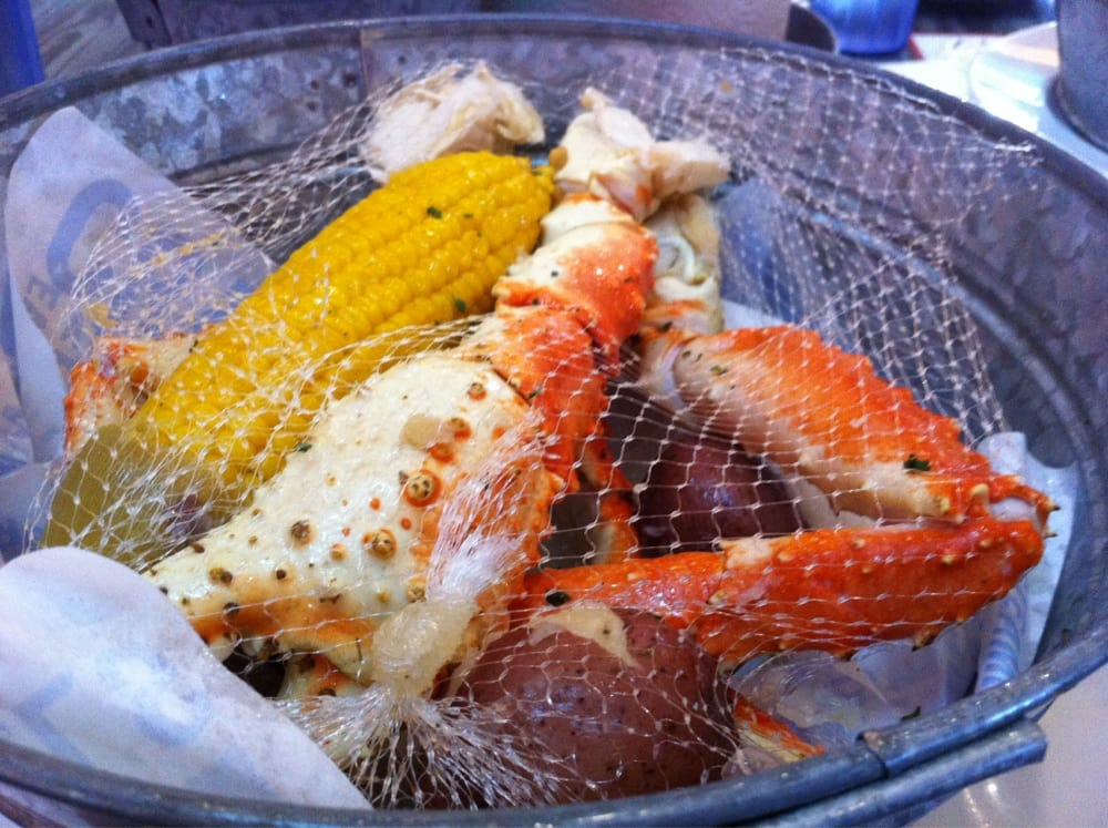 King crab bucket - Yelp