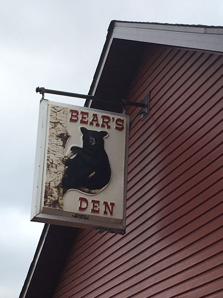 Bears Den: 4582 Main St, Bruno, MN