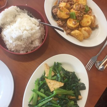 Photo Of Chopstix Chinese Cuisine Albuquerque Nm United States Broccoli With