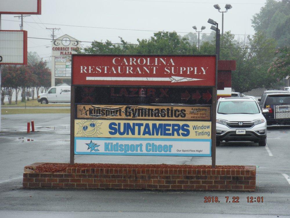 Suntamers Window Tinting Inc: 3354 S Church St, Burlington, NC