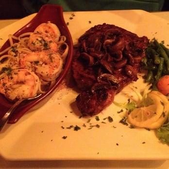 Photo Of Hudson Harbor Steak Seafood Albany Ny United States Ribeye