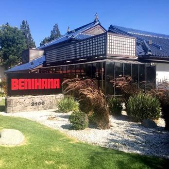 Benihana Restaurant In Anaheim Ca