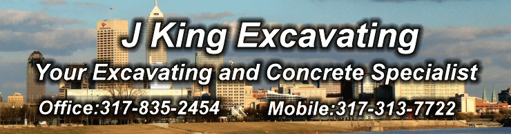 J King Excavating: 8111 N 850th W, Fairland, IN