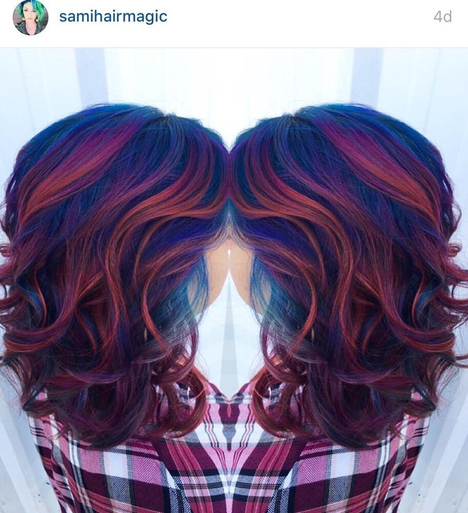 Art color hair - Photo Of House Of Color Hair Studio Art Gallery Colorado Springs Co