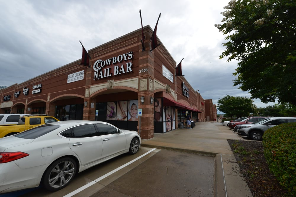 Photo Of Cowboys Nail Bar Plano Tx United States