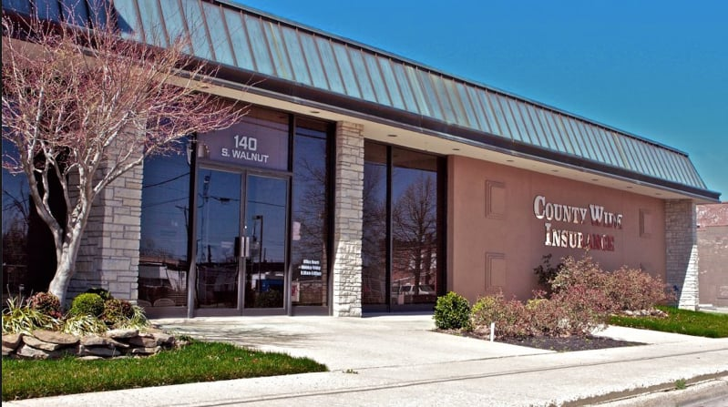 County Wide Insurance Agency: 140 S Walnut St, Dexter, MO
