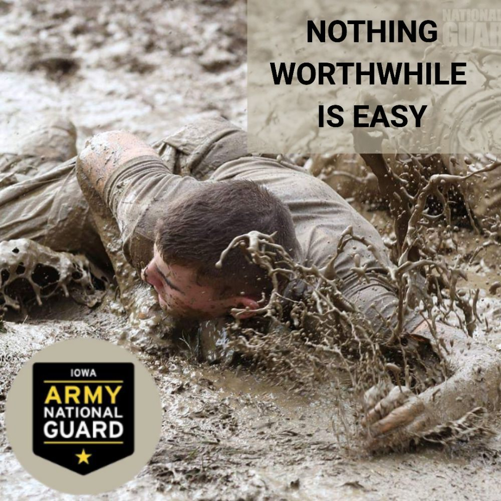 Iowa Army National Guard Recruiting: 7105 NW 70th Ave, Johnston, IA