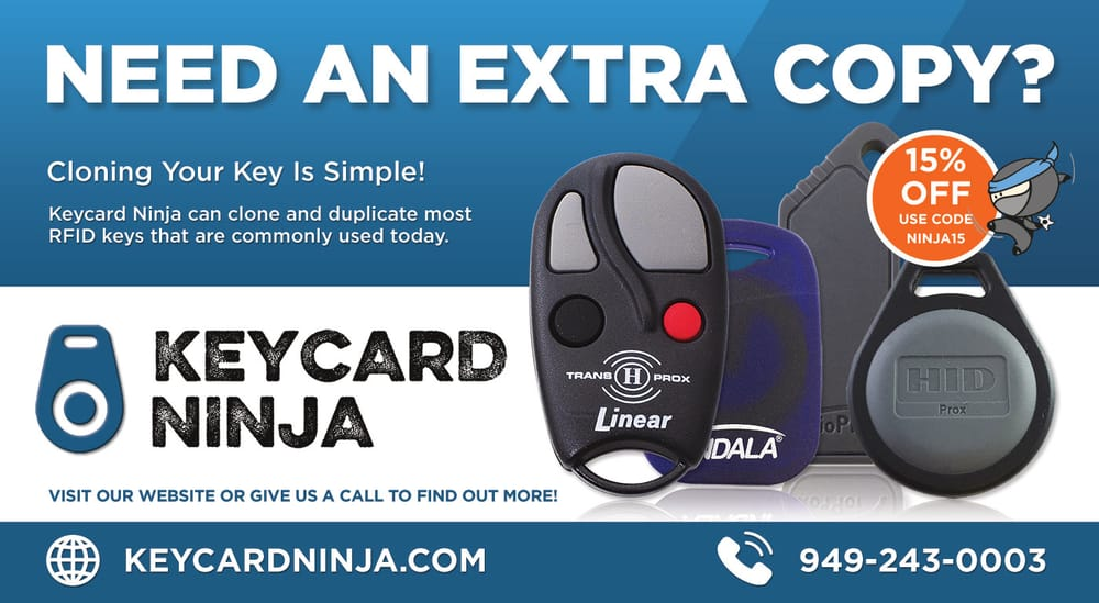 Keycard Ninja: Canal Fulton, OH