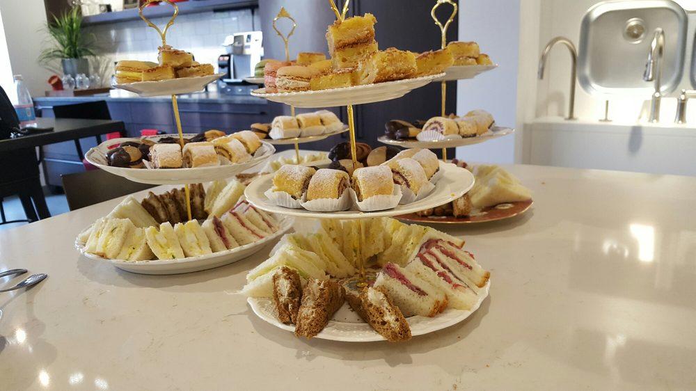 The Vintage Tea & Cake Co: 129 Belmont St, Belmont, MA
