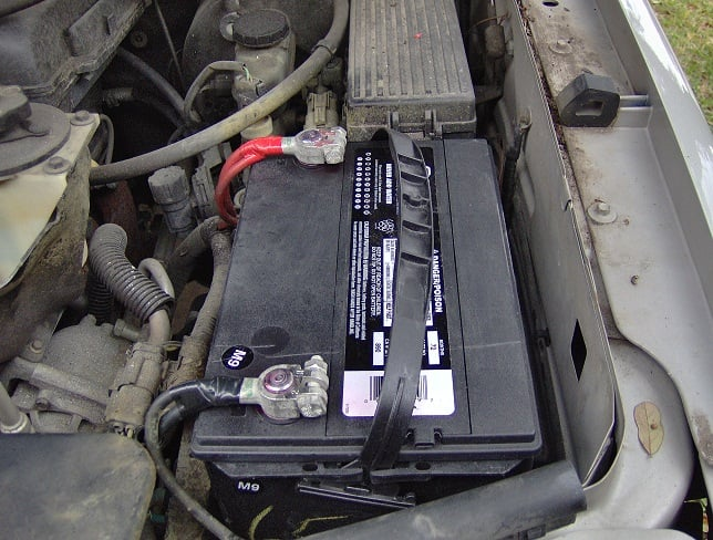 Auto Battery Cable Ends : New battery with replace cable ends yelp