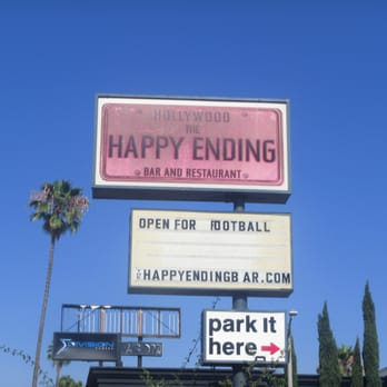 Happy ending los angeles