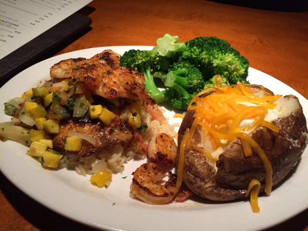 Grilled tilapia with mango salsa - Yelp