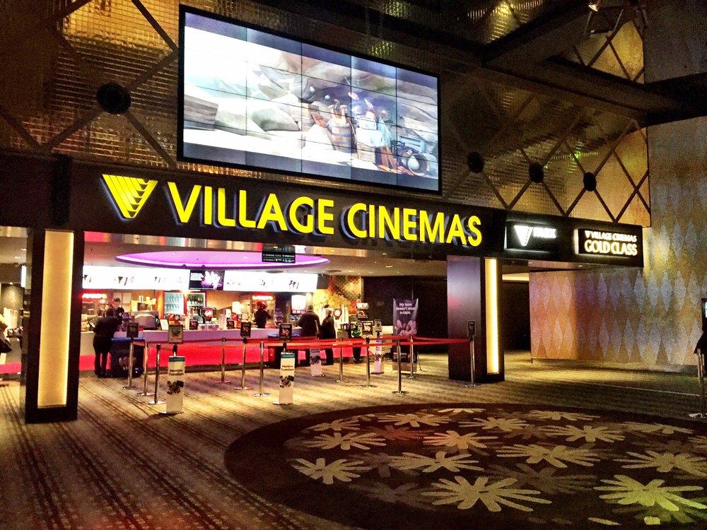 Crown casino village cinema times
