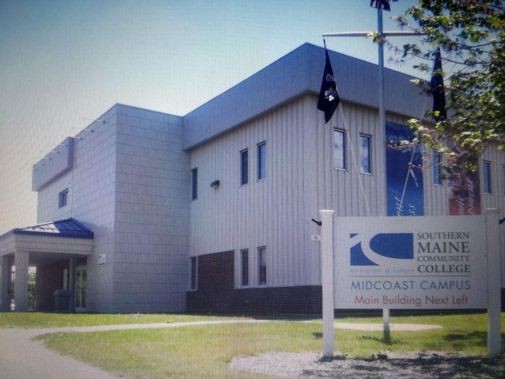 Southern Maine Community College - Midcoast Campus: 29 Sewall St, Brunswick, ME